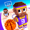 Full Fat - Blocky Basketball - Endless Arcade Dunker アートワーク