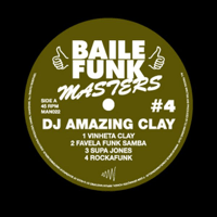Deixa o Tamborzao Tocar (feat. MC Gus) DJ Amazing Clay MP3