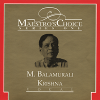Tillana - Behag Dr. M. Balamuralikrishna MP3