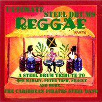 Don't Worry Be Happy Caribbean Pirates Steel Band