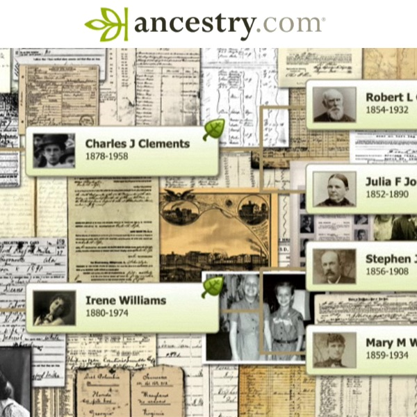 Ancestry - Webinars by Ancestry on Apple Podcasts