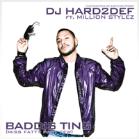 Baddis Ting (feat. Million Stylez) DJ Hard2def