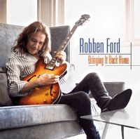 Slick Capers Blues Robben Ford