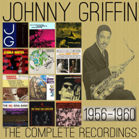 Satin Wrap Johnny Griffin