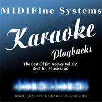 Welcome To My World (Karaoke Version Originally Performed by Jim Reeves) MIDIFine Systems