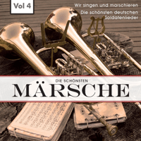 Wenn wir marschieren Chor des Kameradschaftsbundes Frankfurt und großes Blasorchester