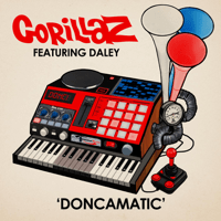 Doncamatic (feat. Daley) [The Joker Remix] Gorillaz song