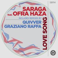 Love Song (feat. עפרה חזה) [Graziano Raffa Remix] Saraga MP3
