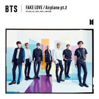 Free Download BTS FAKE LOVE (Japanese Version) Mp3