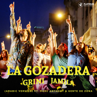 La Gozadera (Arabic Version) (feat. Marc Anthony & Gente De Zona) Grini & Jamila