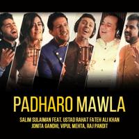 Padharo Mawla (feat. Rahat Fateh Ali Khan, Jonita Gandhi, Raj Pandit & Vipul Mehta) Salim-Sulaiman