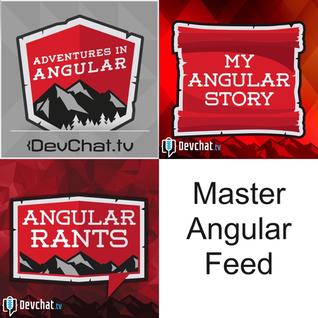 All Angular Podcasts by Devchattv by DevChattv on Apple Podcasts