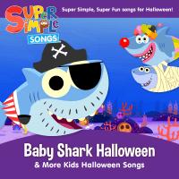Baby Shark Halloween Super Simple Songs