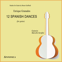 12 Danzas Espanolas No. 5: Andaluza in E Minor (for Guitar) Marcello Serafini