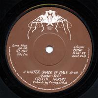 A Whiter Shade of Pale (Original Single Version) Procol Harum