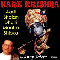 Hare Krishna Hare Krishna (Krishan Maha-Mantra) Anup Jalota song