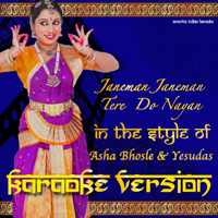 Janeman Janeman Tere Do Nayan (In the Style of Asha Bhosle & Yesudas) [Karaoke Version] Ameritz Indian Karaoke