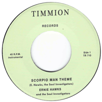 Scorpio Man Theme Ernie Hawks & The Soul Investigators