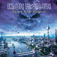 Brave New World Iron Maiden