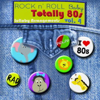 Don't You Forget About Me Rock N' Roll Baby Lullaby Ensemble MP3