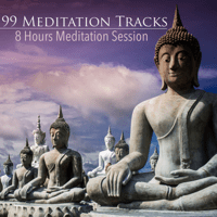 Piano Music for Meditation (Slow Gentle Music for Yoga) Meditation Masters