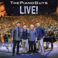 Peponi (Paradise) [Live] The Piano Guys & Alex Boye