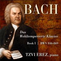 Das Wohltemperierte Klavier, Book 1: Prelude in C Major, BWV 846 Tzvi Erez