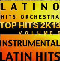 Heart Attack (in The Style of Enrique Iglesias) [Instrumental Karaoke Version] Latino Hits Orchestra