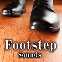 Bare Feet Walk at Fast Pace on Concrete Floor Sound Ideas
