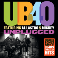 Red Red Wine (Unplugged) UB40 featuring Ali, Astro & Mickey
