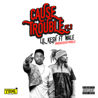 Cause Trouble, Pt. 2 (feat. Wale) Lil Kesh song