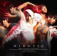 MIROTIC TVXQ! MP3