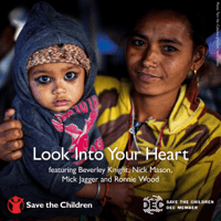 Save the Children (Look into Your Heart) [feat. Beverley Knight, Nick Mason, Mick Jagger & Ronnie Wood] The Save the Children Choir song
