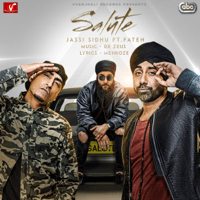 Salute (feat. Fateh & Dr. Zeus) Jassi Sidhu