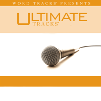 One Thing (Medium Key Performance Track w/ Background Vocals) Ultimate Tracks MP3