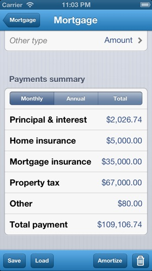 Mortgage Calculator - Payment, Insurance, Taxes,  Amortization on