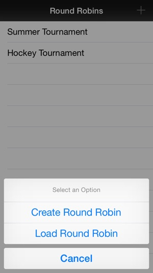 Round Robin Generator on the App Store