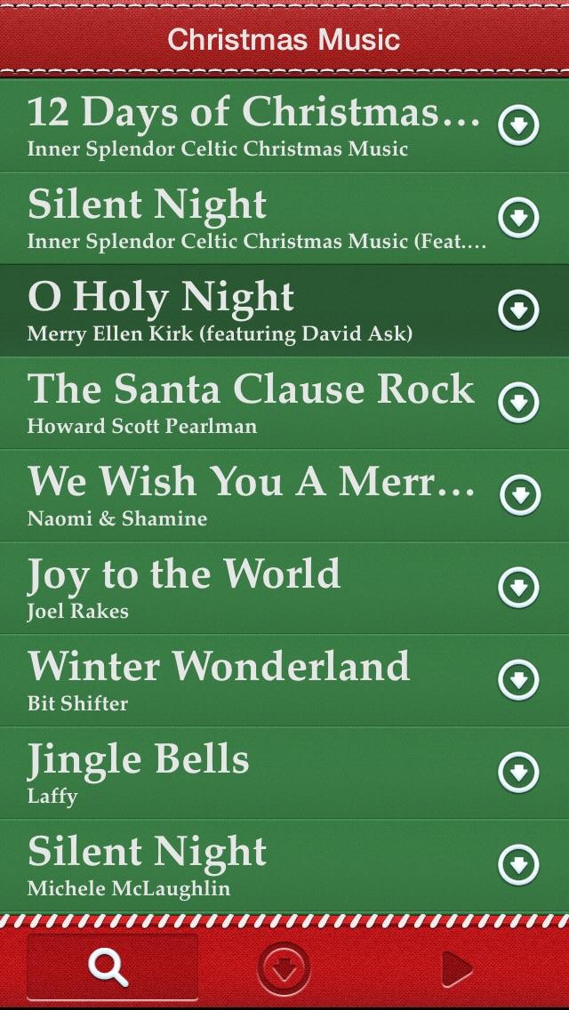 Christmas Music ~ 10,000 FREE Christmas Songs! by Zaggle, Inc (iOS