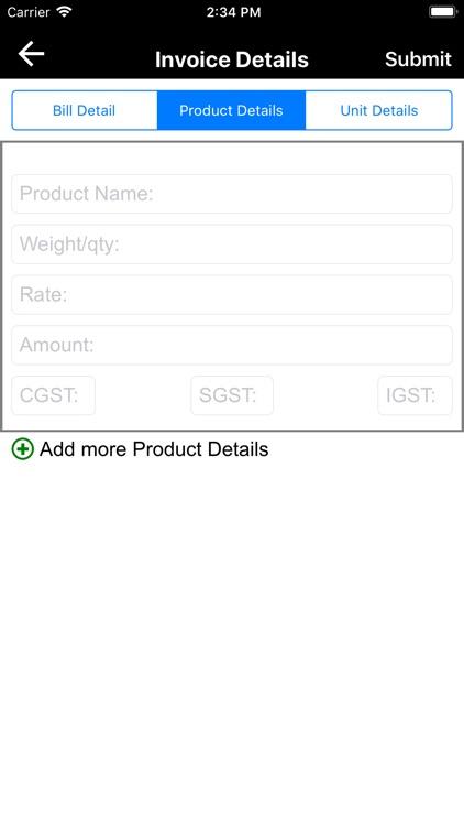 GST Invoice Generator by Alpesh Kasodariya