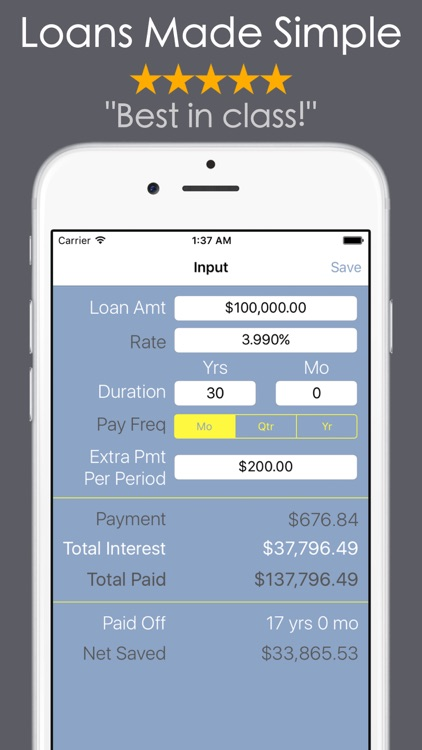 Take The Stress Out Of Your Loan With These Easy To Use Calculators