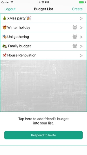 Budget Share on the App Store
