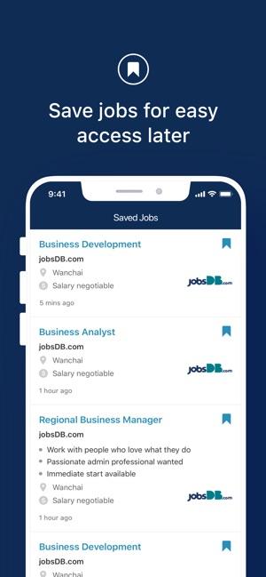 jobsDB Job Search on the App Store