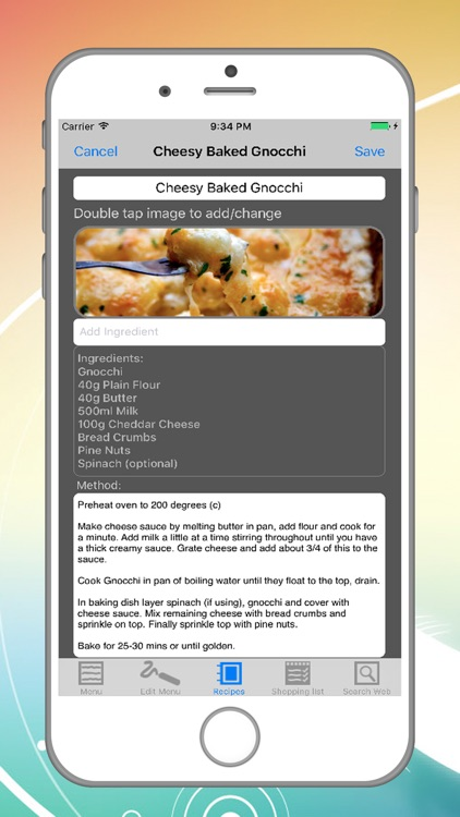 Dinner Buddy Meal Planner by Nicola Grayson