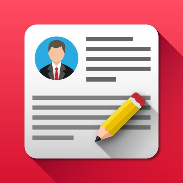 Resume Builder, Resume Maker on the App Store