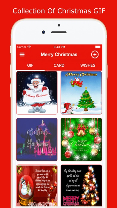 Merry Christmas Wishes  Frame - App Download - App Store iOS Apps