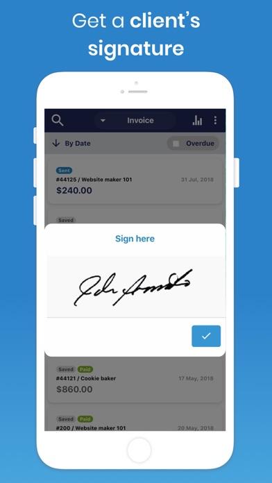 Invoice Maker App - Bookipi App Price Drops