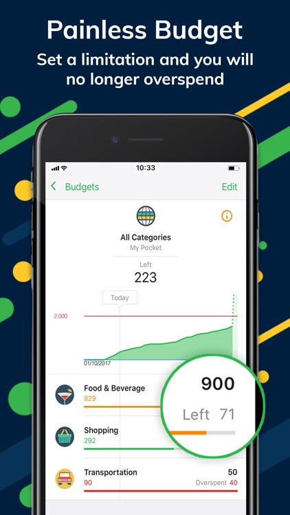 Money Lover Expense Tracker by Finsify Technology Company Limited - money expense tracker