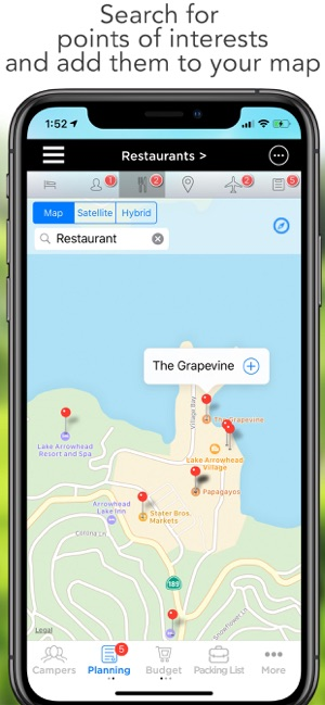 Pro Camping Planner on the App Store
