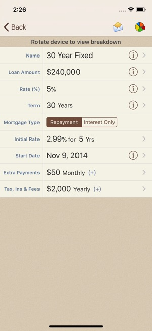 Mortgage Calculator™ on the App Store