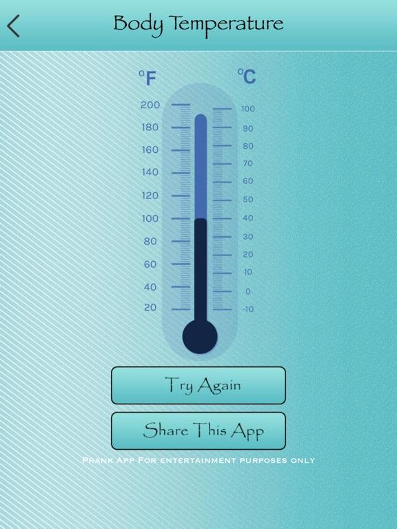 Body Temperature Detector App Price Drops